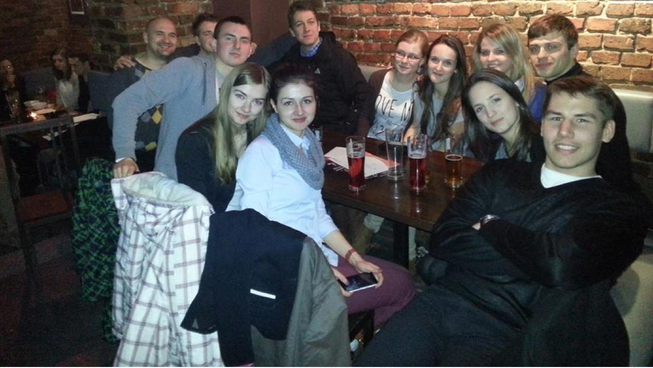 katowice students