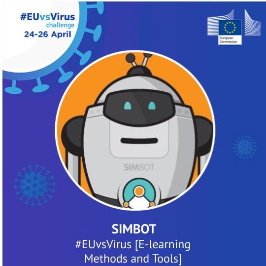 EuvsVirus badge
